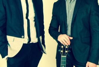 Michael Bodin (Vocals) & Steve Sato (Guitar/ Songwriter) of Last Call