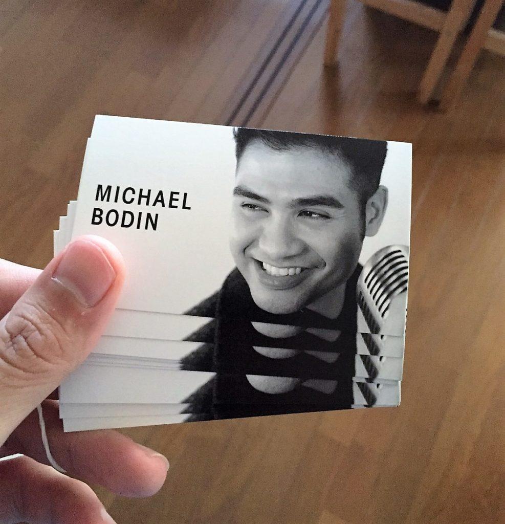 Toptia--Michael's solid new look