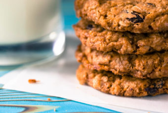 Oats Crispy Treats