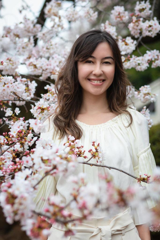 Among the Sakura